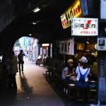 東京遊歩:新橋, 有楽町ガード下 vs 丸の内、銀座