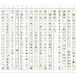 縦書きができるエディター『Hagoromo』