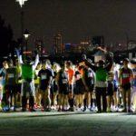 『葛西臨海公園ナイトマラソン』の夜